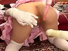 asiatisch blowjob double penetration