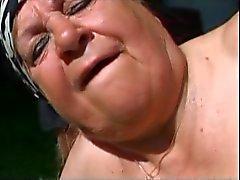толстушки бабушки чулки