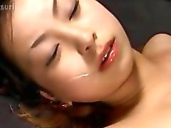 asiatique pipe éjaculation massage