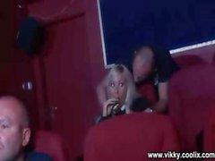 анальный блондинка минет брюнетка