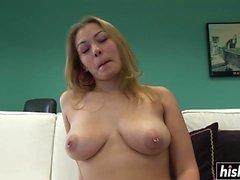 big boobs blondine hd