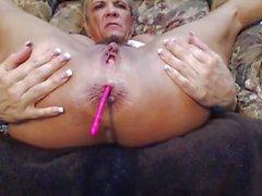 webcams anal madura squirting