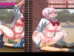 hentai spel vitamin feromoner japansk schoolgirl fastnat