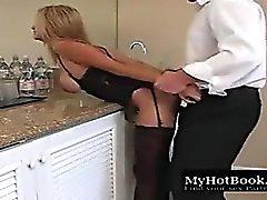 big boobs big cocks blondine blowjob doggystyle