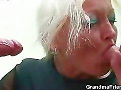 velho maduro avó avó