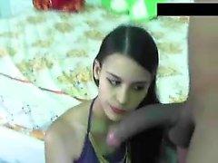 amateur handjob interracial dreier webcam