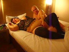 amateur bbw alemán hotel