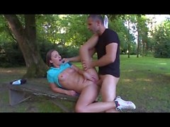 anal offentlig nakenhet tonåringar creampie