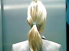 orale seks blond pijpbeurt pornstar lingerie