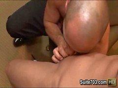 gay ufficio giocare maschi