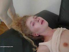 joven adolescente orgasmo punto de chorros vista maryjane chorro digitación 18 maryjane
