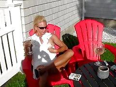 desnudez pública los vídeos de hd al aire libre
