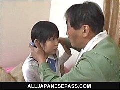 besos succión asiático