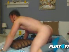 Gorgeous Horny Guy Loves Talking Dirty