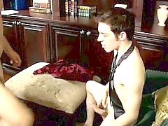 Hot gay Micah Andrews can do whatever he wants, including pl