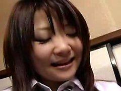 amatööri aasialainen tyttö karvainen