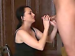 big cocks blowjob brünett gesichts handjob