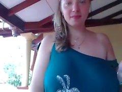 webcam büyük doğal göğüsleri