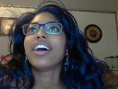 amador preto e ébano solo webcam