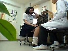 Asian girls panties caught on camera