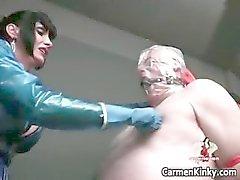 bdsm esaret dominatrix femdom fetiş