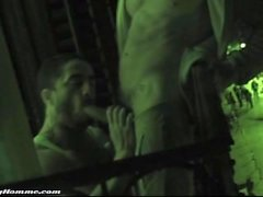 Cruising from the balcony (w/ Damien Crosse & Robin Sanchez)