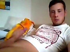 gays gay gay masturbação solo de gay da webcam alegre