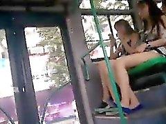 amateur brunette public softcore voyeur