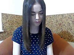 amateur brunette lingerie