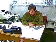 Fresh military men caught banging