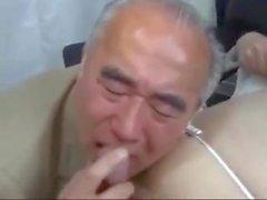 Japanese OldMen Fuck
