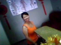 cinese nascosto fotocamera asiatico massaggio