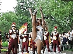 Flexible Teen Cheerleader GFs!