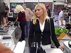 blondine blowjob hardcore pov