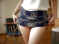 mamada colegialas desnudas escuela coño chica uniforme escolar