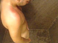 Trimming Hairy Body Hair Masturbating To Fleshlight & Shower! 100K Pt. 2
