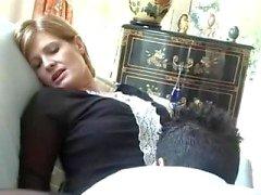 anal mognar strumpor dubbel penetration