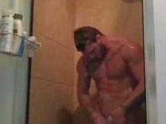 gai amateur gros morceau muscle