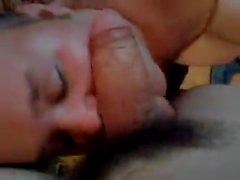 Толстяк развел парня на секс