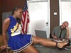 Big Ass Black Cheerleader Search