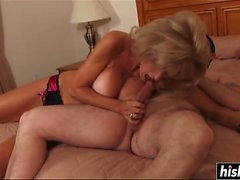 Cam Ray gets pounded in various positions