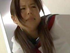 asiatisch teenageralter japanisch creampie