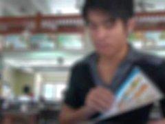 cum scatto - spento solo- amle giovane - thai maschile