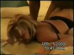 любительский задница блондинка собачьи