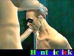 Hentai shemalave hot jerked n bareback fucked