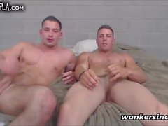 Derek Jones and Ryan Winter on Webcam show