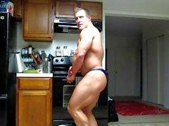 arsch posiert bodybuilder muskel homosexuell