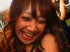 asiatico pompino sesso di gruppo handjob adolescente