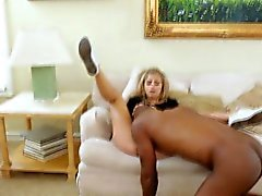 Madelyn was craving for a big black cock to sucked