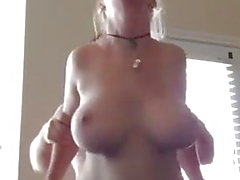 Boltonwife takes it from behind